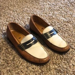 Martin Dingman Penny Loafers